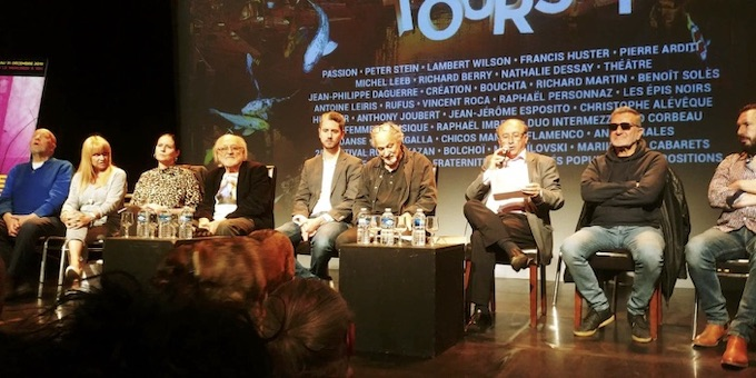 Théâtre Toursky, Marseille, présentation de la saison 2019/20, une conférence de presse sous le signe de la résistance