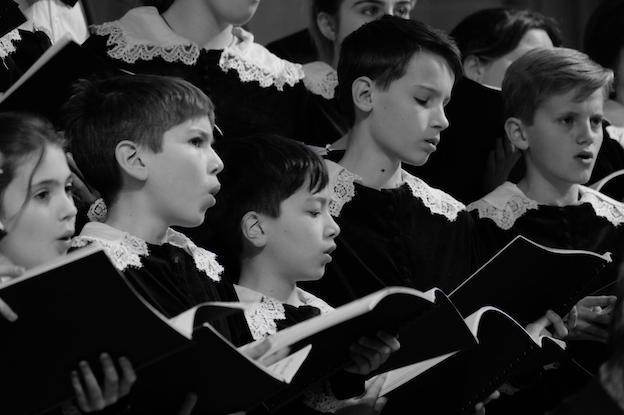 Les Petits Chanteurs de Saint-Louis  © DR