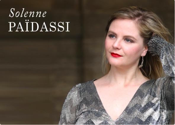 La rentrée de Solenne Païdassi. Le violon souverain et rayonnant