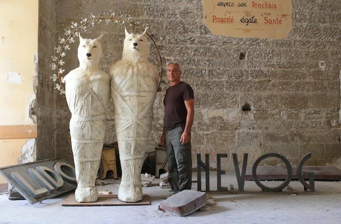 Pierre Sgamma © Journées du patrimoine 2014 Mémoire des murs