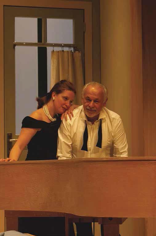 Gersende et Francis Perrin © DR