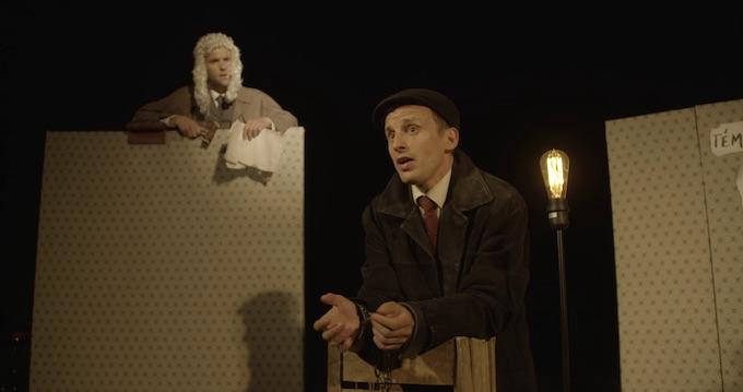 « Sherlock Holmes, le Mystère de la vallée de Boscombe », Théâtre Jacques Bodoin, Tournon  sur Rhône le 29 octobre 2019 à 20h30