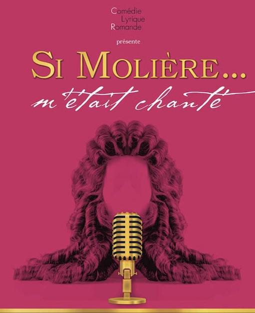 Si Molière... m'était chanté, salle Centrale Madeleine, Genève, en décembre et janvier