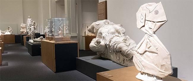 Miró. La muse blanche, Musée national de la sculpture, Valladolid, exposition du 27 sept. 2019 au 15 mars 2020
