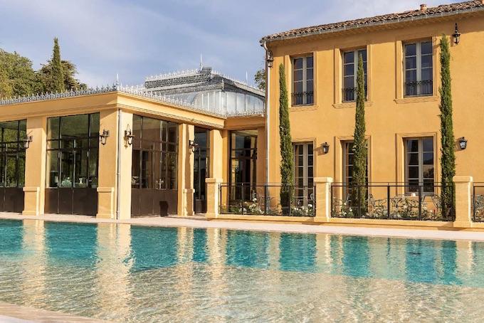 Hôtel Villa Saint-Ange à Aix-en-Provence