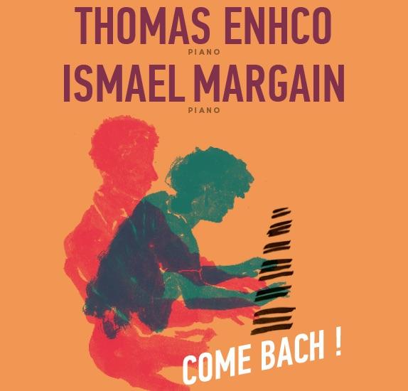 Thomas Enhco, piano, Ismael Margain, piano, à l'Alpilium, Saint Rémy de Provence, le 21 décembre 2019