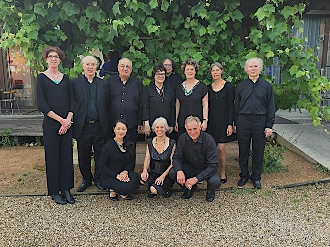 Concert de l'Ensemble Vocal Le Chant des Oyseaux le 15 mars 2020 à la Chapelle de l'Institution des Chartreux de Lyon