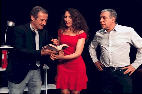 Voulez-vous coucher avec moi ce soir ? Une comédie de Fabrice Blind et Bertrand Fournel, jeudi 6 février 2020 à 20h30, Théâtre  Espace Trénet - Tain l'Hermitage
