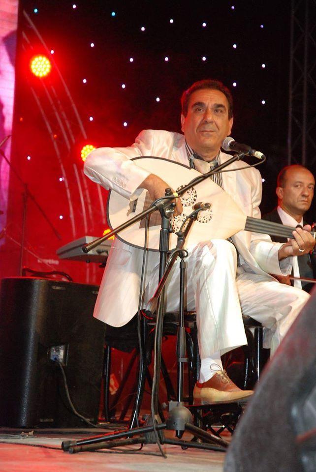 Salim Fergani en concert le 28 décembre 2019 au théâtre Toursky, Marseille, à 20 heures