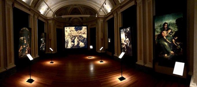 Rendez-vous avec Léonard de Vinci sur le campus Saint-Paul de l'Université Catholique de Lyon (UCLy) du 22 janvier au 29 février 2020