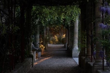 Jardin de l'abbaye © DR
