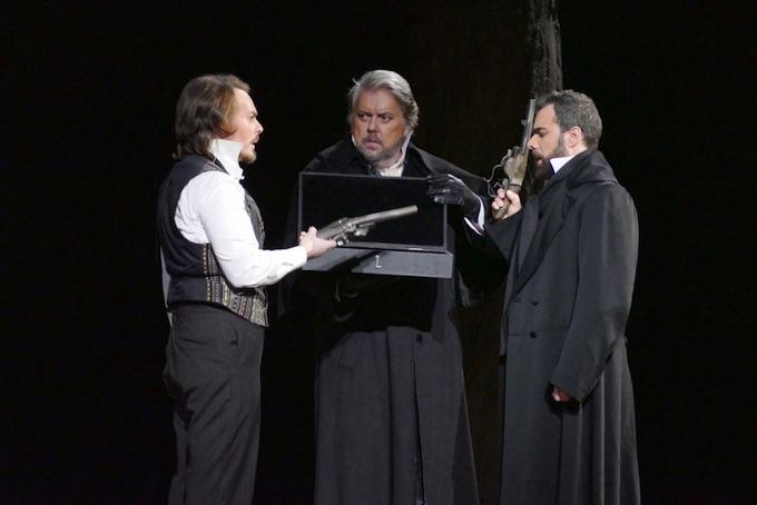 A l'Opéra de Marseille : Eugène Onéguine double de Tchaikovsky ?