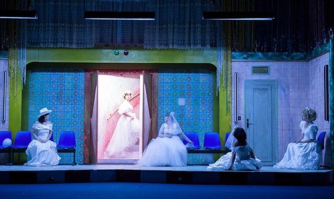 Les Mille et Une Nuits, de Guillaume Vincent, La Criée, Marseille, du 19 au 21 mars 2020