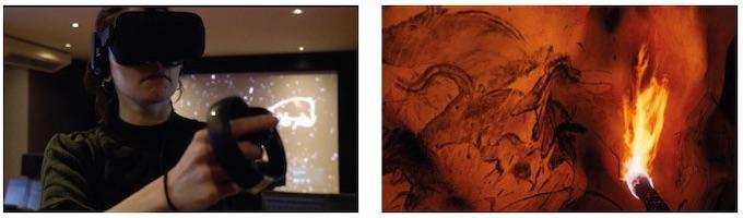 """""""Chauvet : à l'aube de l'art"""" : une rencontre entre les premiers chef d'oeuvre de l'humanité et les nouvelles technologies"""