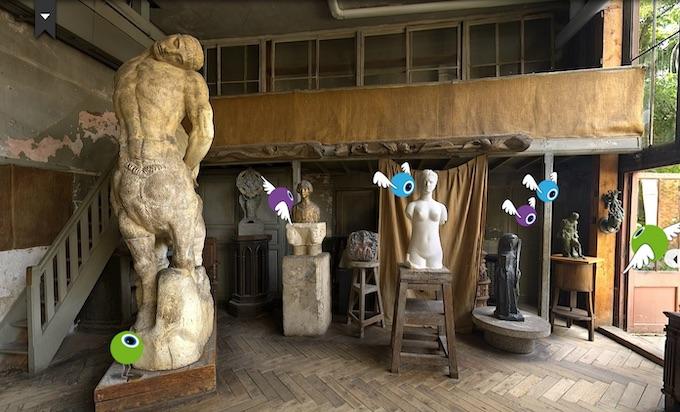 Musée Bourdelle. Cliquez sur l'image pour accéder à la page