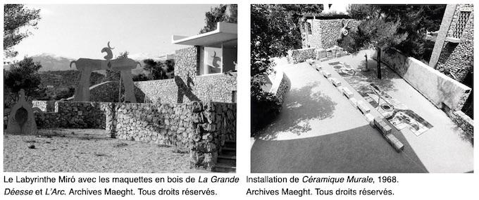 Évadez-vous avec la Fondation Maeght #4. Épisode 4 : L'installation du labyrinthe Miró