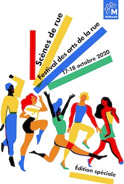 Mulhouse. Festival Scènes de rue : édition spéciale 2020 les 17 et 18 octobre