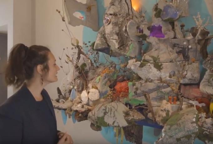 Photo extraite de la visite vidéo du musée (ci-dessous)