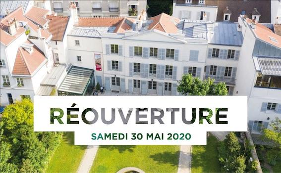 Réouverture du Musée de Montmartre !