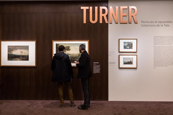 Paris, Musée Jacquemart-André : Turner, peintures et aquarelles. Collections de la Tate, jusqu'au 11 janvier 2021