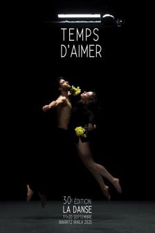 Le Temps d'Aimer la danse, à Biarritz, du 11 au 20 septembre 2020