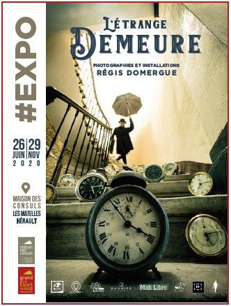 Deux expositions au Grand Pic Saint-Loup du 26 juin au 29 novembre 2020