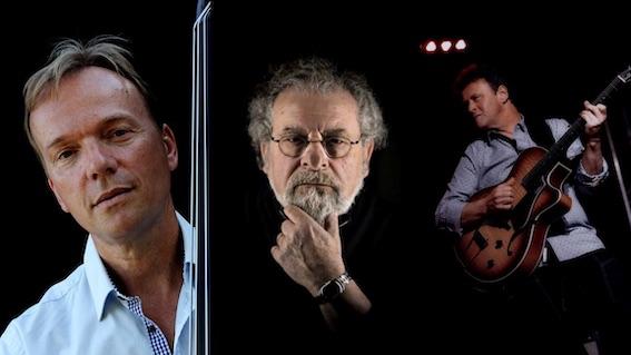 André Ceccarelli trio feat.