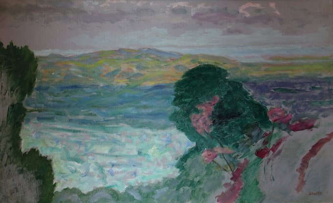 Bonnard, Bord de Mer, vers 1932