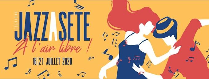 16 au 21 juillet 2020 : Jazz à Sète... à l'air libre !
