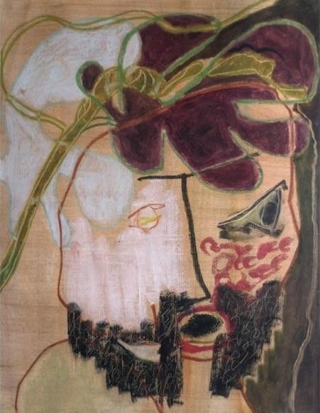 Peintures et pastels de Jacques Cadet, exposition du 25 juillet au 13 août à Sainte-Croix (26)
