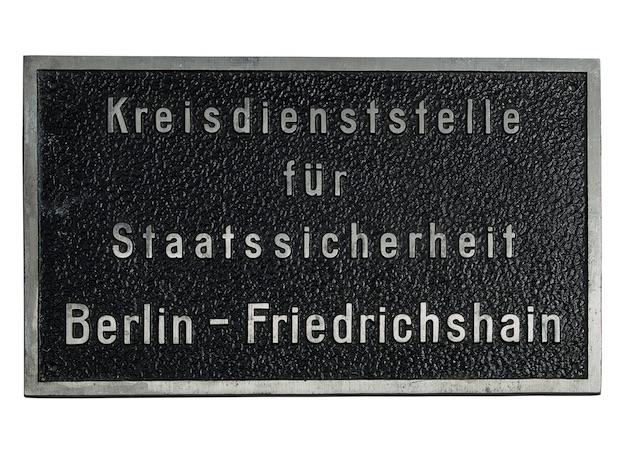 Saint-Ouen. Les invisibles de la guerre froide : KGB et Stasi, Galerie Dauphine du 26 septembre au 15 novembre 2020