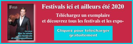Téléchargez gratuitement Festivals ici et ailleurs 2020