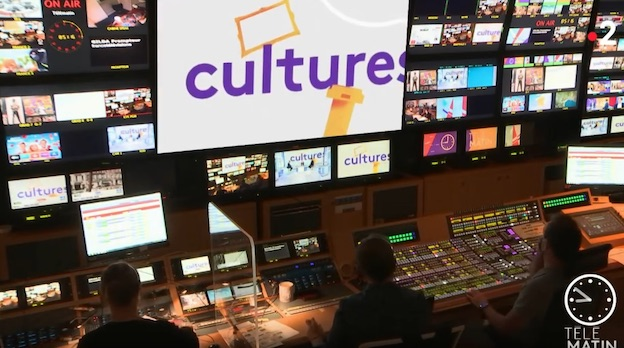 Le Musée International des Arts Modestes - Sète dans l'émission Télématin sur France 2