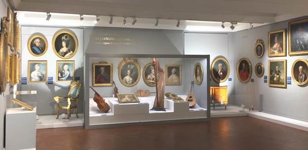Cent portraits pour un siècle, exposition du 13 août 2020 au 30 juin 2021 au Palais Lascaris – Nice