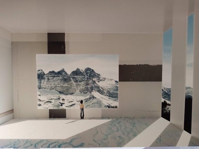 """Crest (26),  Galerie espace liberté : """"Entre deux virgules, c'est déjà un lieu"""", expo du du 5/9 au 4/10/20"""