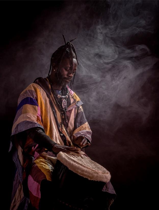 Expo photos 'Musiques' par Hersey au Préau des Arts, Saze (30) Du 12 au 20/9/20, de 10h à 18h