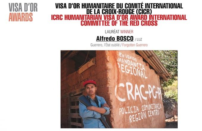Les lauréats du 32e Visa pour l'image 2020, Perpignan