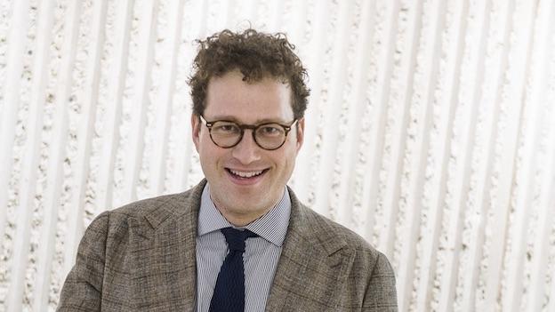 Nikolaj Szeps-Znaider, directeur musical de l'Orchestre national de Lyon
