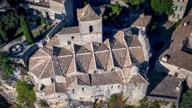 Vaison, cathédrale Sainte-Marie de l'Assomption