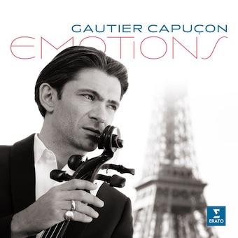 Gautier Capuçon. Nouvel album événement. Sortie le 6 novembre 2020