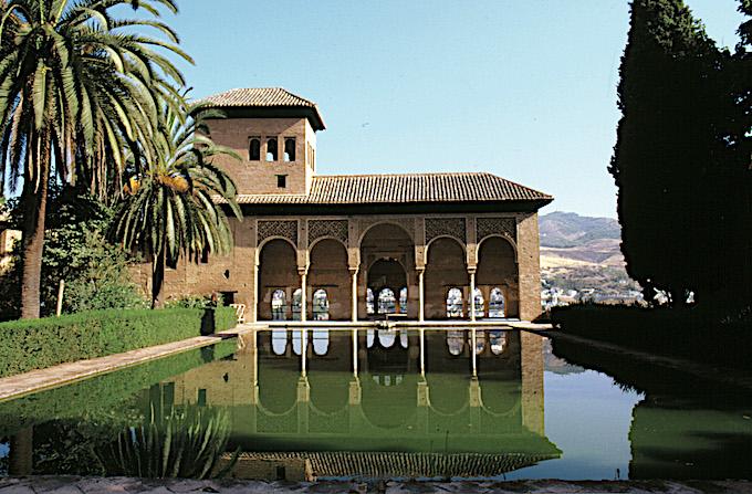 Alhambra, Palacio del Partal © Pierre Aimar