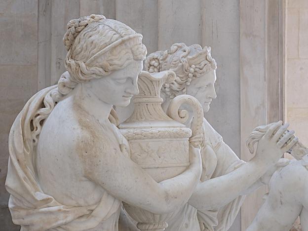 Château de Versailles, Petite Ecurie du Roi. Ouverture exceptionnelle de la galerie des sculptures et des moulages