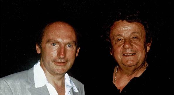 Yves Pignard et Marcel Maréchal © DR