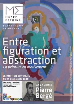 Saint Rémy de Provence, Musée Estrine : Raymond Guerrier 100 ans !  exposition du 12 septembre au 23 décembre 2020