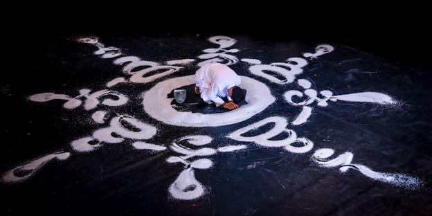 Aix en Provence, Grand Théâtre de Provence : L'Or blanc du 6 au 8 novembre 2020.