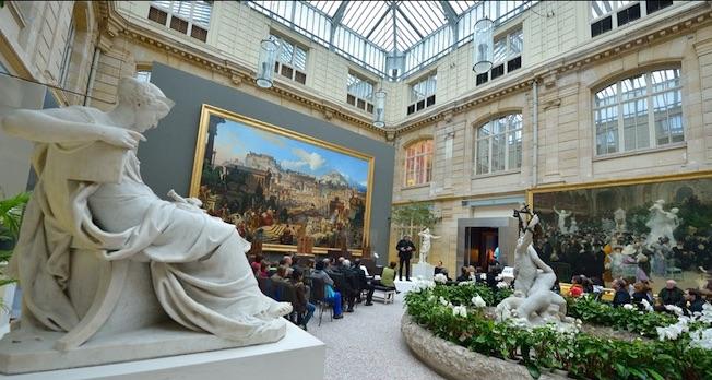 Musée des Baux-Arts de Rouen © DR