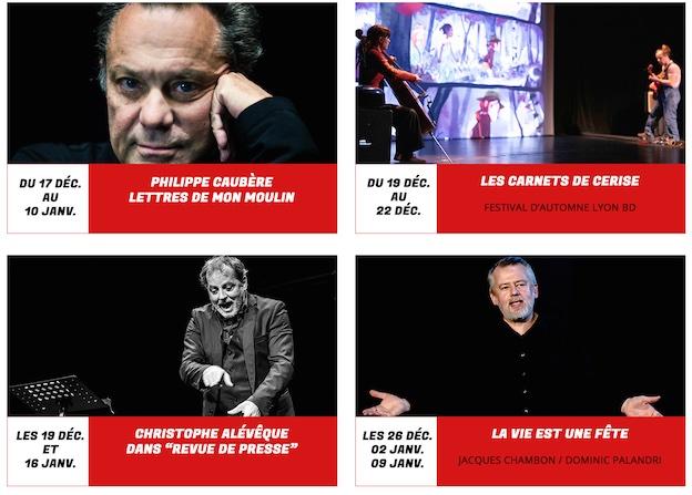 Lyon, Théâtre Comédie Odéon : Le théâtre rouvre ses portes !