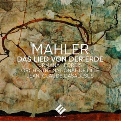 Le chant de la terre de Gustav Mahler aux Editions Evidences