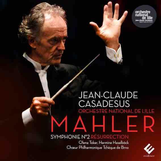 Jean-Claude Casadesus et la 2eme Symphonie de Mahler