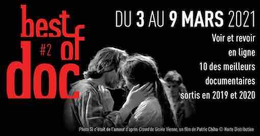 Lyon, CinéDuchère - Best of Doc #2 du 2 au 6 mars 2021
